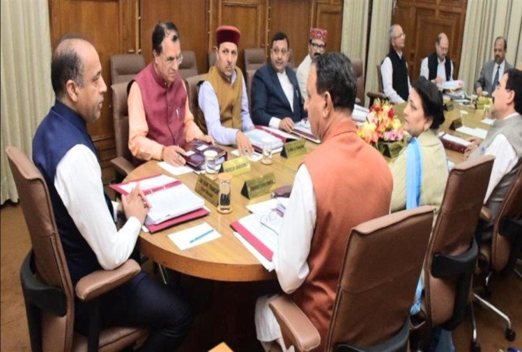 big decisions himachal cabinet meeting held in shimla on 16 july
