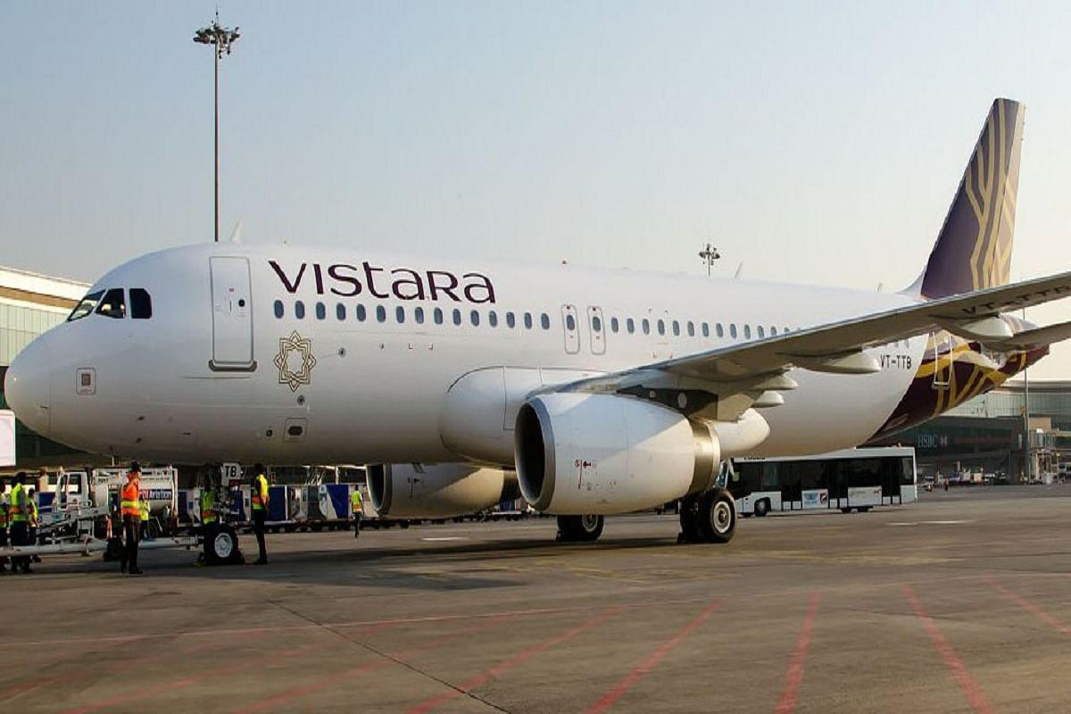 Khaskhabar/Vistara Sale:टाटा समूह और सिंगापुर एयरलाइंस की ज्वाइंट वेंचर वाली विमान कंपनी विस्तारा एयरलाइंस (Vistara Airlines) अपने छठे सालगिरह पर यात्रियों के लिए शानदार डिस्काउंट ऑफर्स लेकर आई है. कंपनी की 'द ग्रैंड सिक्स्थ एनिवर्सरी सेल' (The Grand 6th Anniversary Sale) के तहत यात्रियों को
