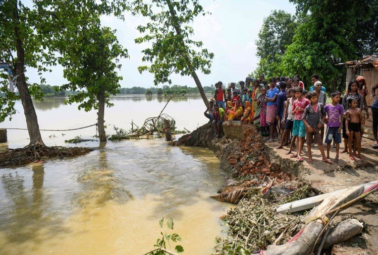 Flood toll in Assam, Bihar crosses 150, flood-like situation in 7 Punjab districts