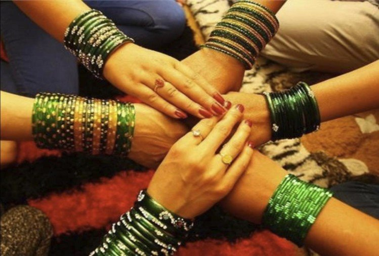 Sawan 2019: Why Women Like To Wear Green Bangles In This Month ...