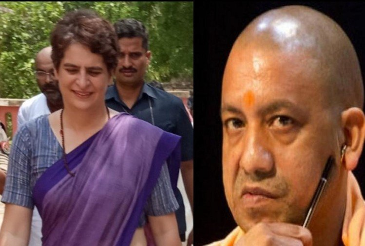 Priyanka gandhi statement on yogi adityanath for sonbhadra murder case in mirzapur