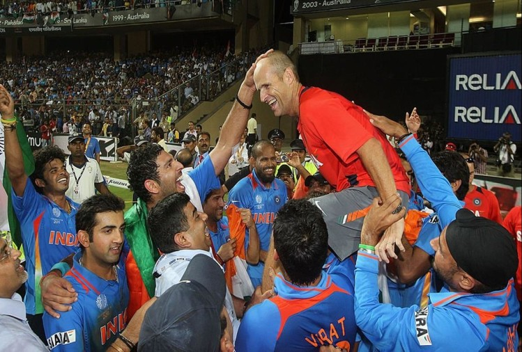 Gary Kirsten Recalls How He Landed Team Indias Coach Job In Seven Minutes