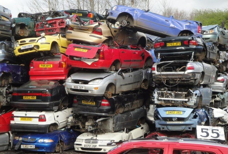 15 years old vehicles scrap