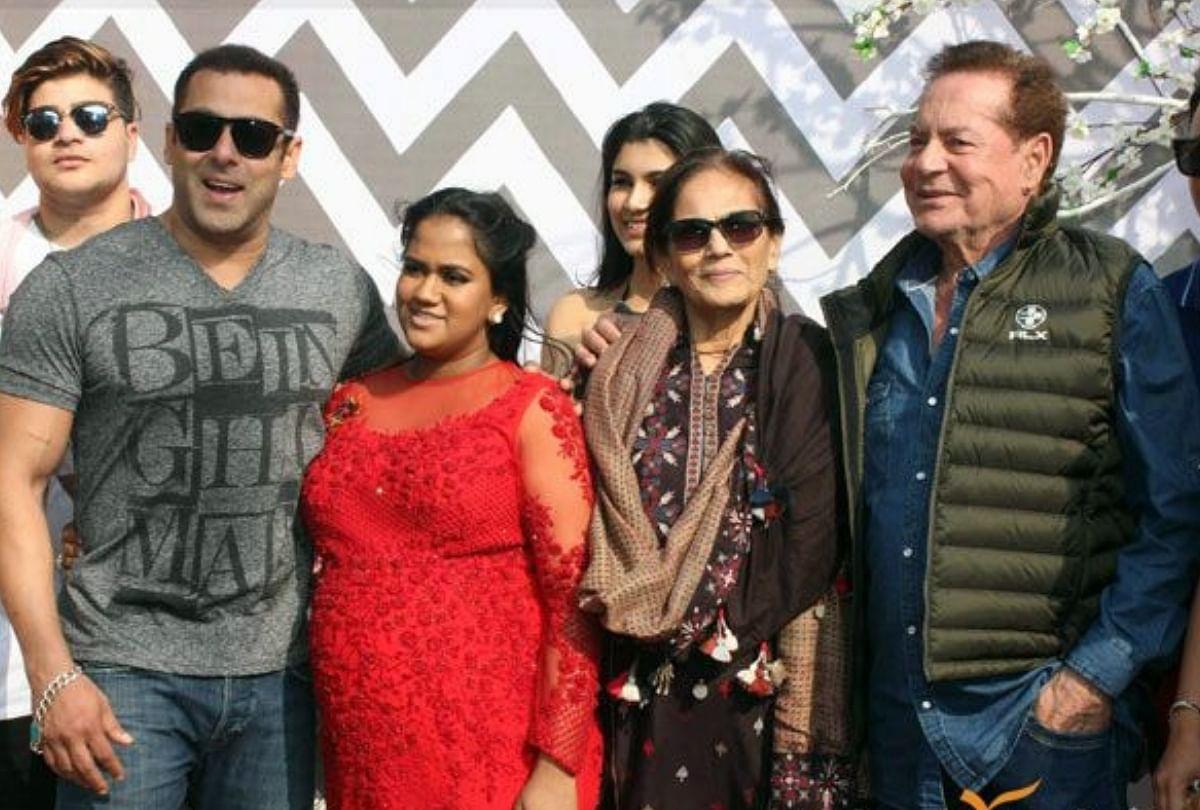 इस हालत में सड़क पर रोती हुई मिली थीं अर्पिता, सलीम खान ने गोद लेकर बदल दी किस्मत - Entertainment News: Amar Ujala