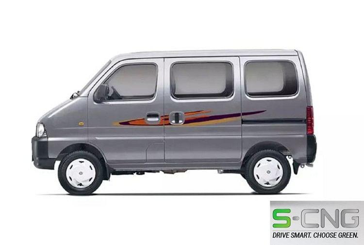 Maruti Suzuki EECO CNG