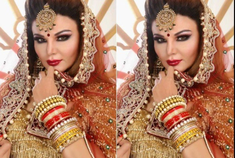 Image result for Rakhi Sawant marriage pics