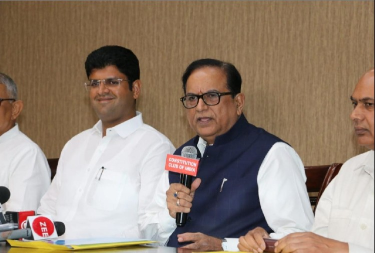 haryana assembly polls 2019 these 160 promises of JJP win 10 seats for them dushyant chautala