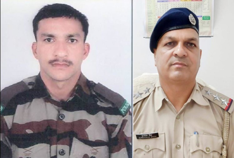 shaurya chakra to Martyr Brijesh and police medals to three inspectors himachal pradesh