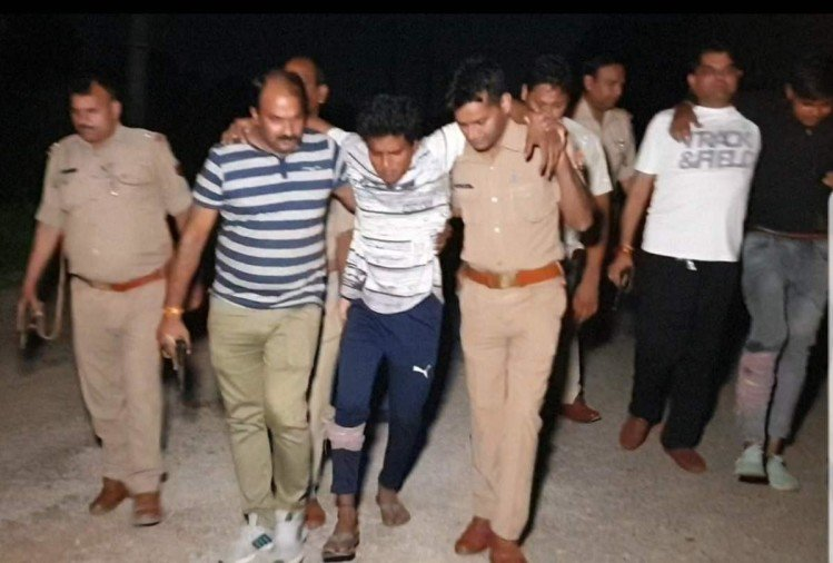 greater noida encounter 25 thousand rupees two bounty criminals got bullet admitted