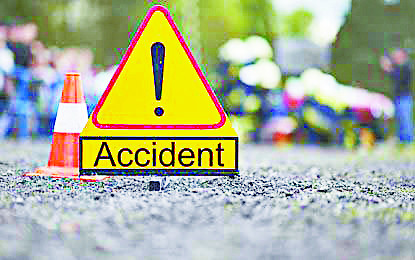 three death in road accident