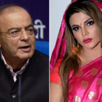 Arun Jaitley and Rakhi Sawant