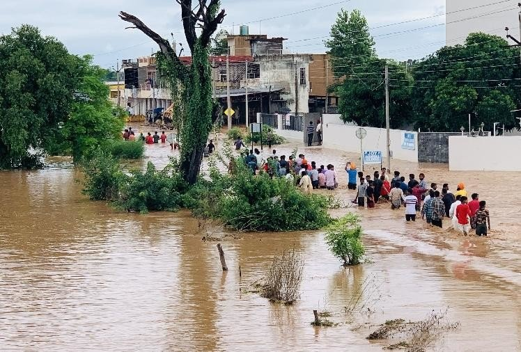 81 low lying and flood-prone villages evacuated In Punjab
