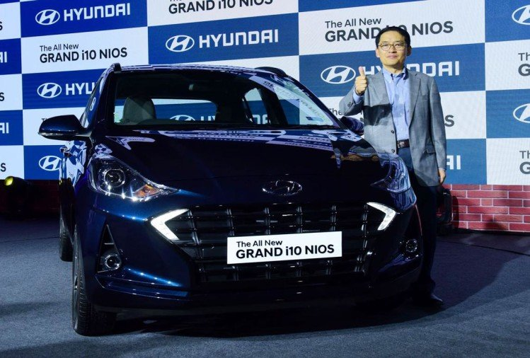 hyundi grand i10 nios launched
