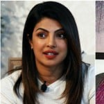 Priyanka Chopra and Shireen Mazari