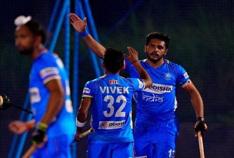 Indian hockey team ,hockey india ,india zealand ,zealand india,भारतीय हॉकी,टीम,बदला,न्यूजीलैंड,ओलंपिक टेस्ट,टूर्नामेंट