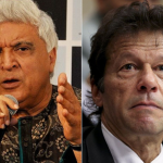 Javed Akhtar and Imran Khan