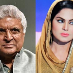 Javed Akhtar and Veena Malik