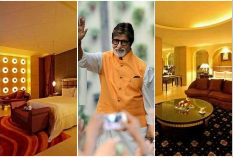 Amitabh Bachchan House Jalsa Inside Picture