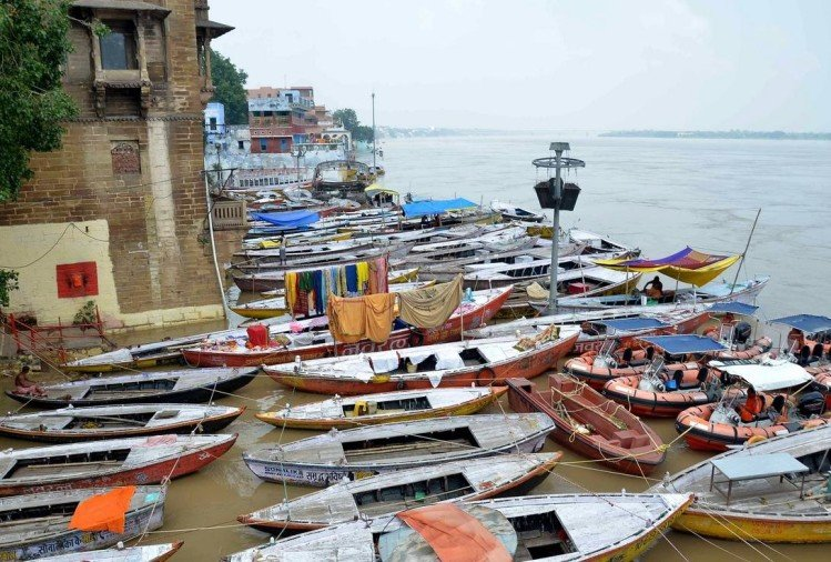 Immersing Idols In Ganga To Now Attract Rs 50000 Fine