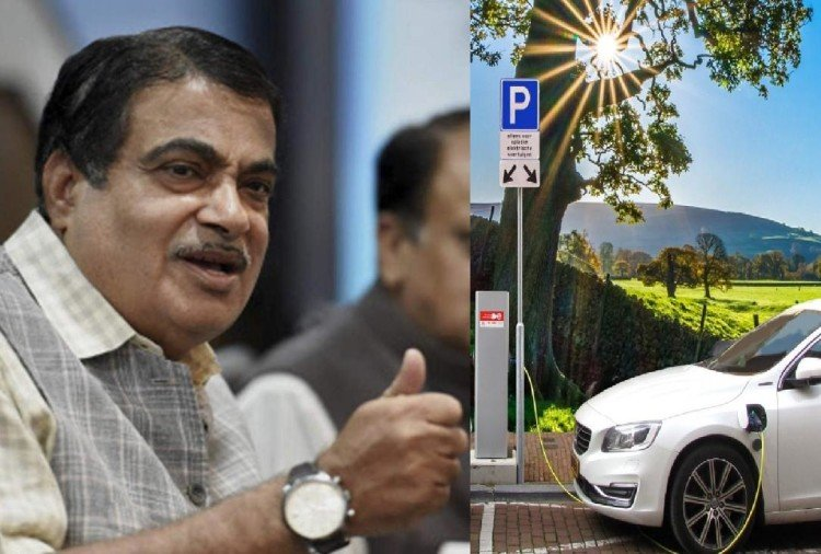 nitin gadkari electric vehicles