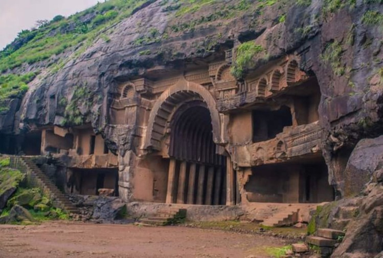 plan a trip to learn history of buddha in bhaja caves pune