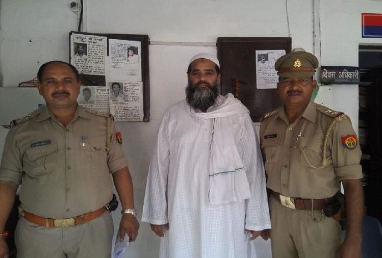 मेरठ में भूसामंडी बवाल और फैज-ए-आम प्रकरण में वांछित हाजी सईद को पुलिस ने गिरफ्तार कर लिया है