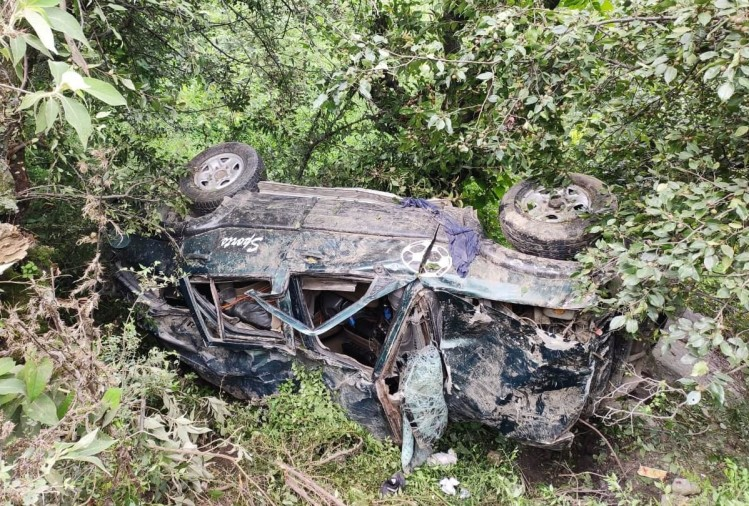 accident two killed in bharmour chamba himachal pradesh