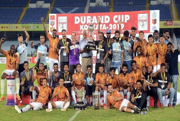 मोहन बागान को हराकर गोकुलम ने जीता डूरंड कप