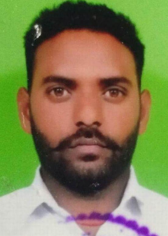 गदरपुर के मृतक सुखविंदर सिंह का फाइल फोटो।