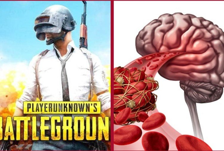 Pubg Addiction: Blood Clots In Brain