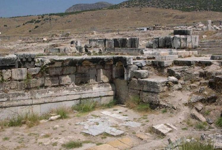 Mysterious: ये है तुर्की का प्राचीन शहर ...