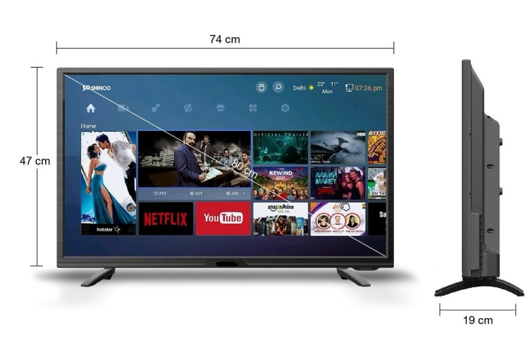 Best Smart Led Tvs Under Rs 20000 In India From Xiaomi Vu
