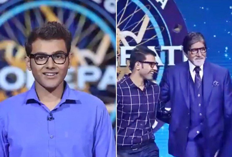 Himanshu Dhuria of UP was Asked this Question for One Crore Rupee in KBC 11 by Amitabh Bachchan
