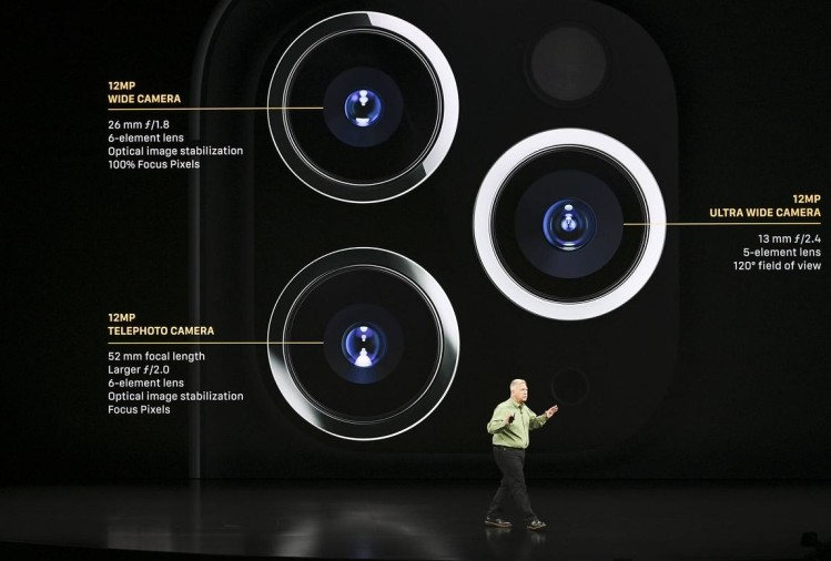 iphone 11 pro camera specs