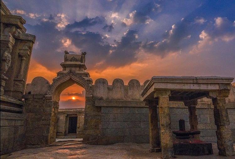 लेपाक्षी मंदिर, आंध्र प्रदेश