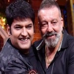 Kapil Sharma and Sanjay Dutt