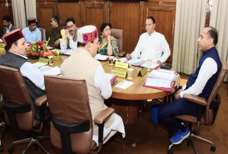 HP News: Big Decisions of Himachal Cabinet Meeting held in Shimla on 15 September