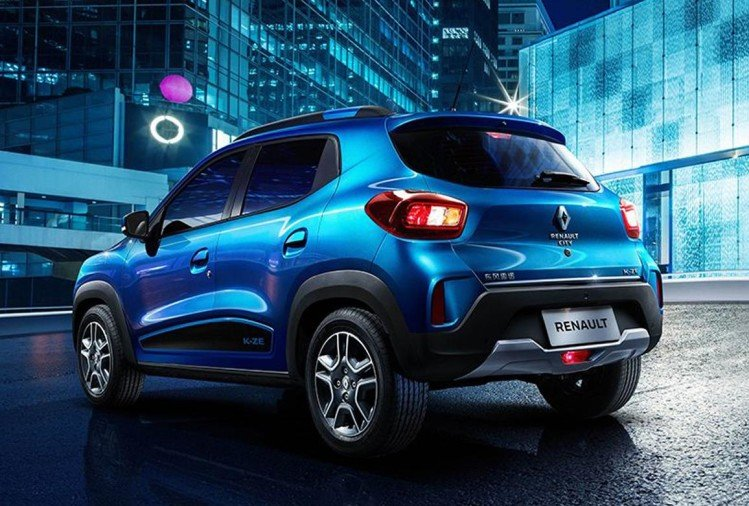 Renault Kwid Electric City K-ZE