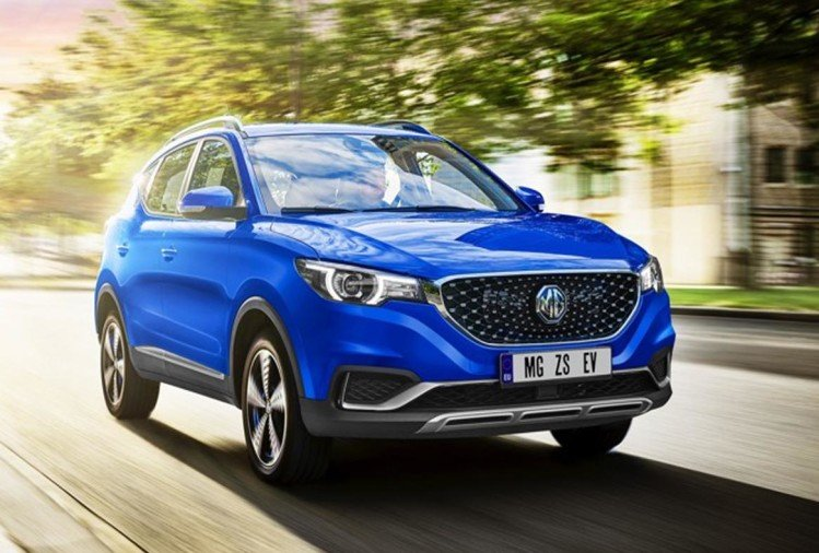MG Motor Electric SUV ZS EV