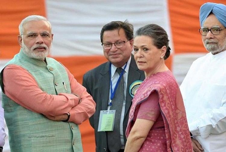 पीएम मोदी आज हिसार और मोहाना में गरजेंगे तो सोनिया गांधी महेंद्रगढ़ में करेंगी पहली रैली