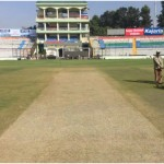 Mohali Cricket Ground Pitch