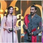 Alia, Ranveer and Deepika