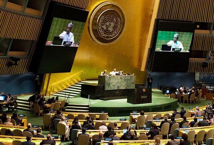 भारत ने यूएन में इमरान खान को लगाई लताड़, आतंकवाद पर किया पाक को बेनकाब