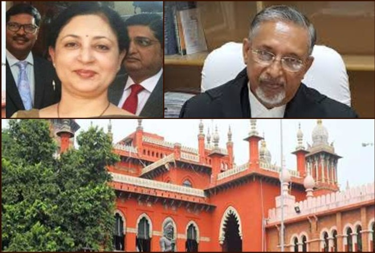 Madras High court Chief justice