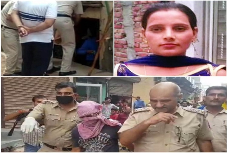 दिल्ली में पत्नी की हत्या