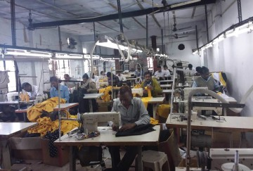 garment manufacturing Factory