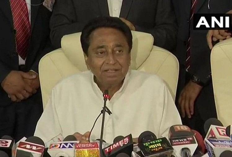 मुख्यमंत्री कमलनाथ (फाइल फोटो)
