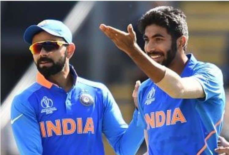 Virat and Jasprit Bumrah topped in ODI rankings, Pakistan players also included in top 5