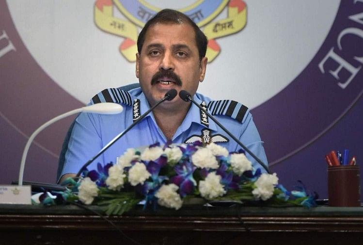 वायुसेनाध्यक्ष एयरचीफ मार्शल राकेश सिंह भदौरिया