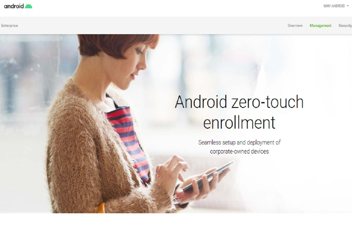 Android zero